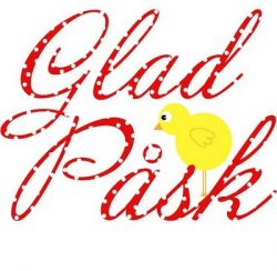 Glad Pask text