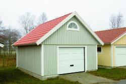 Bygga enkelgarage från Björklidens