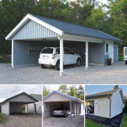Bygga carport